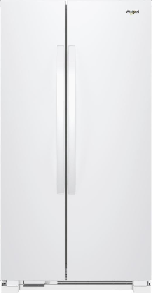 25.1 Cu. Ft. Side-by-Side Refrigerator