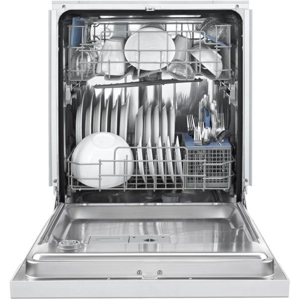 """24"""" Tall Tub Built-In Dishwasher with Stainless Steel Tub"""