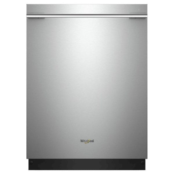 """24"""" Tall Tub Built-In Dishwasher with Stainless Steel Tub Stainless steel"""