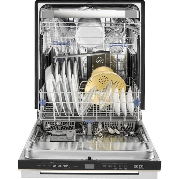 "24"" Tall Tub Built-In Dishwasher with Stainless Steel Tub"