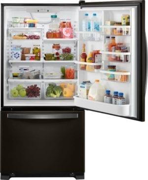 22.1 Cu. Ft. Bottom-Freezer Refrigerator