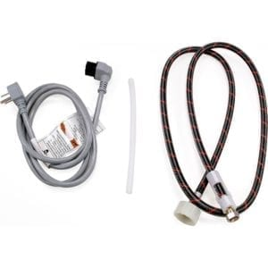 Dishwasher Water Supply Hose and Accessory Power Cord