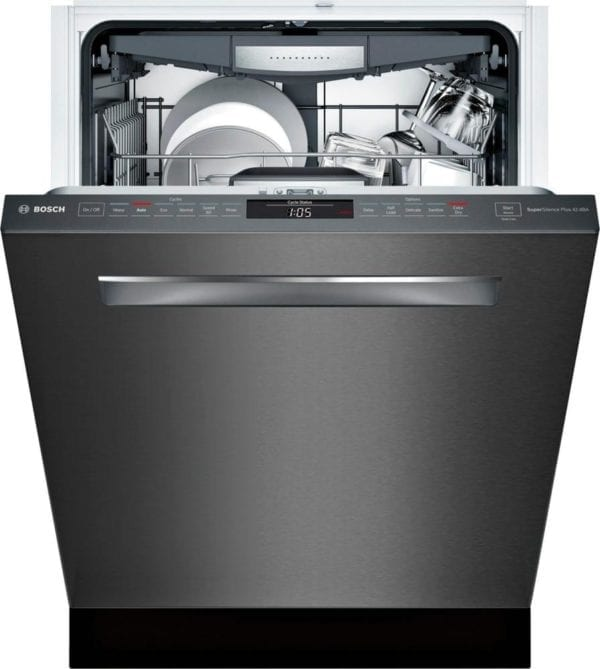 "800 Series 24"" Built-In Dishwasher with Stainless Steel Tub"