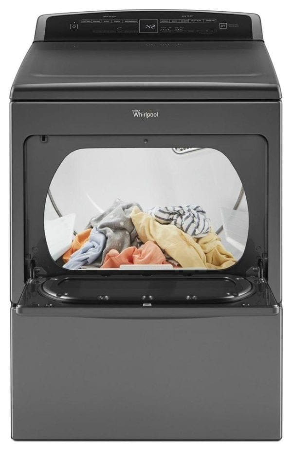 7.4 Cu. Ft. 26-Cycle Gas Dryer
