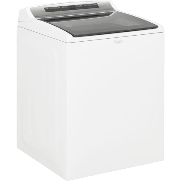 4.8 Cu. Ft. 27-Cycle Top-Loading Washer
