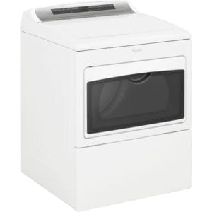 7.4 Cu. Ft. 26-Cycle Electric Dryer