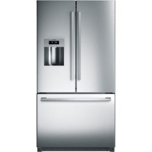 800 Series 25 Cu. Ft. French Door Refrigerator Stainless steel