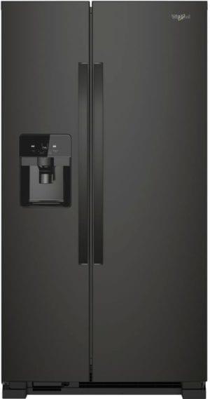 24.5 Cu. Ft. Side-by-Side Refrigerator
