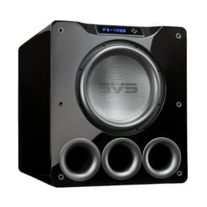 "13-1/2"" 1200W Powered Subwoofer"