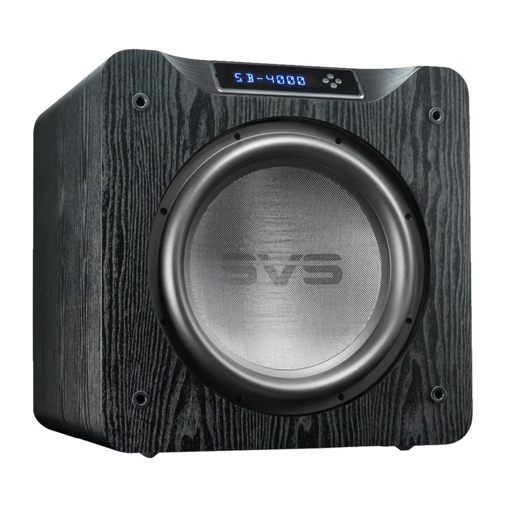 13 1 2 1200W Powered Subwoofer
