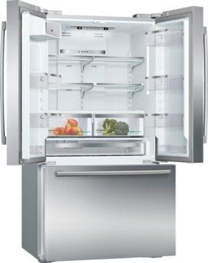 800 Series 20.7 Cu. Ft. Bottom-Freezer Counter-Depth Refrigerator Stainless steel