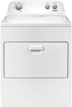 7 Cu. Ft. 12-Cycle Gas Dryer