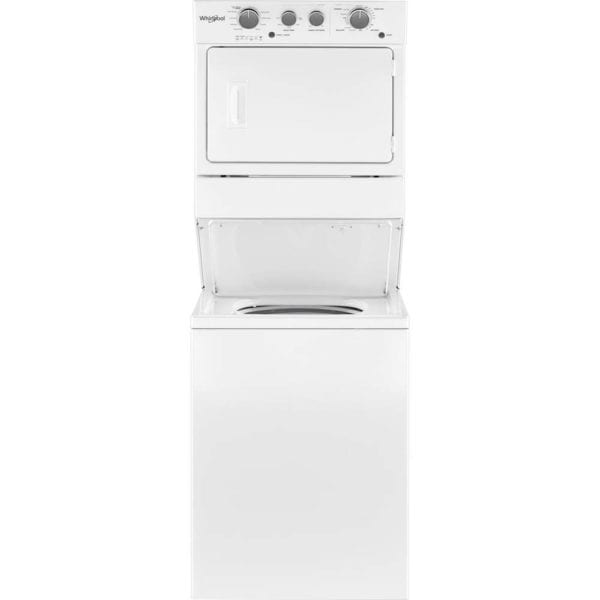 3.5 Cu. Ft. 9-Cycle Washer and 5.9 Cu. Ft. 4-Cycle Dryer Electric Laundry Center