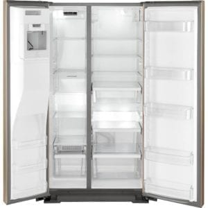 20.6 Cu. Ft. Side-by-Side Counter-Depth Refrigerator