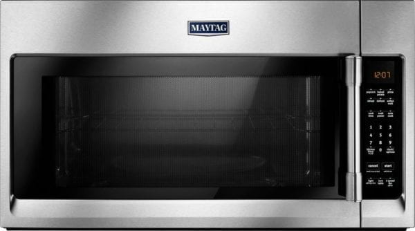 2.0 Cu. Ft. Over-the-Range Microwave Stainless steel