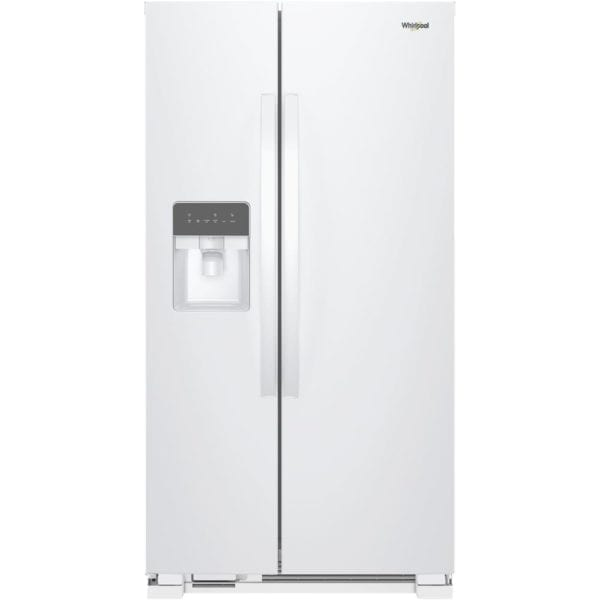 24.5 Cu. Ft. Side-by-Side Refrigerator