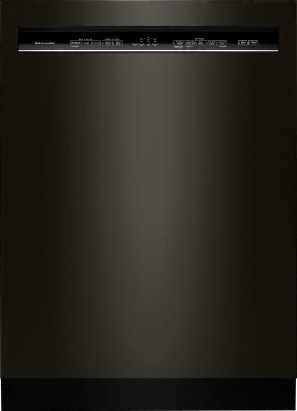 """24"""" Front Control Tall Tub Built-In Dishwasher with Stainless Steel Tub"""