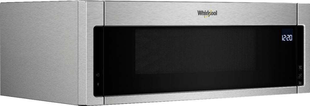 Ft Low Profile Over The Range Microwave Hood Combination Stainless