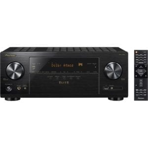 Elite 7.2-Ch. Hi-Res 4K Ultra HD A/V Home Theater Receiver