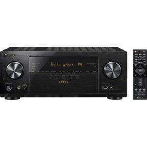 Elite 7.2-Ch. Hi-Res 4K Ultra HD A/V Home Theater Receiver