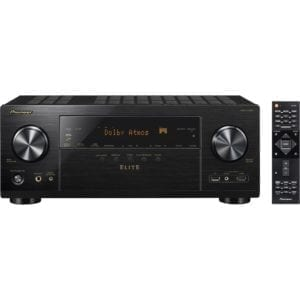Elite 9.2-Ch. Hi-Res 4K Ultra HD A/V Home Theater Receiver with Google Voice Assistant Built-in