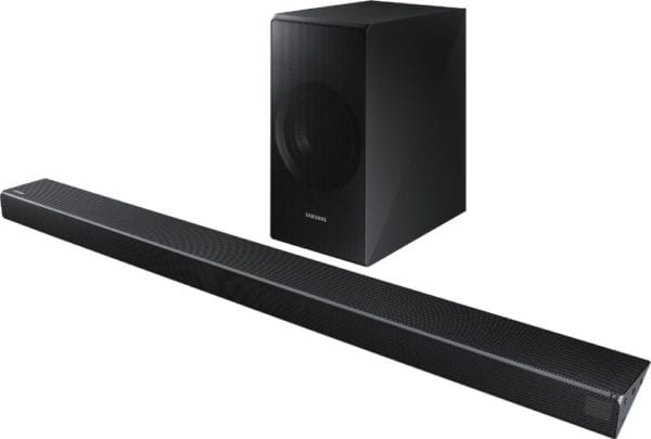 "5.1-Channel Soundbar System with 6-1/2"" Wireless Subwoofer and Digital Amplifier"