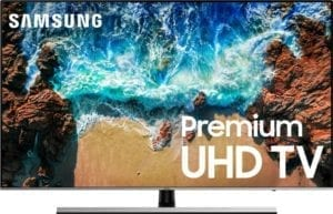 "55"" LED NU8000 Series 2160p Smart 4K UHD TV with HDR"