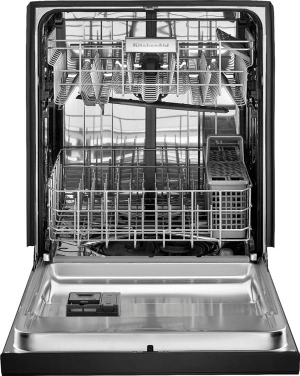 "24"" Front Control Tall Tub Built-In Dishwasher with Stainless Steel Tub"