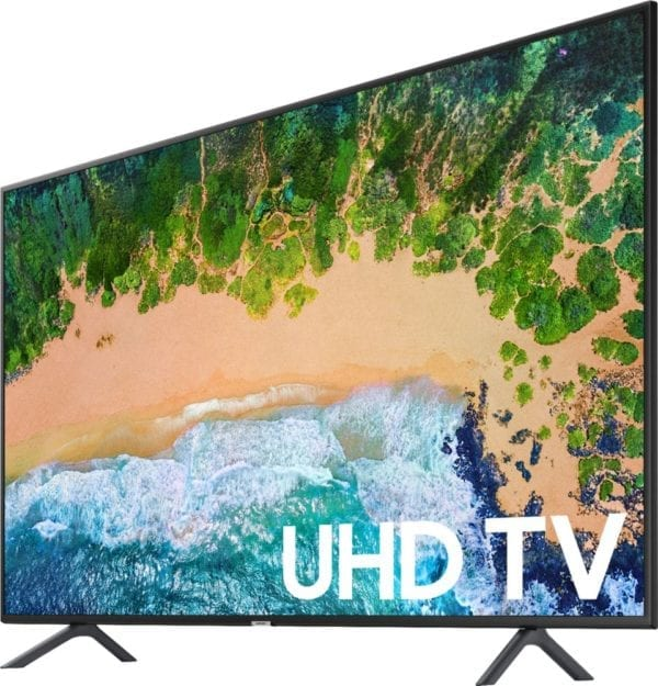 """55"""" Class LED NU7100 Series 2160p Smart 4K UHD TV with HDR"""