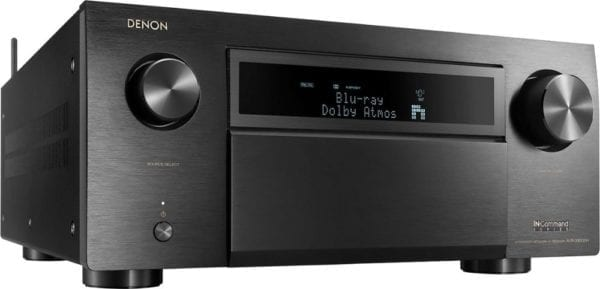 AVR 13.2-Ch. Hi-Res With HEOS 4K Ultra HD HDR Compatible A/V Home Theater Receiver