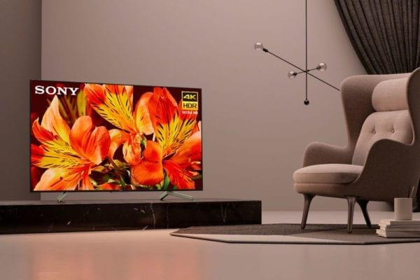 """75"""" Class LED X850F Series 2160p Smart 4K UHD TV with HDR"""