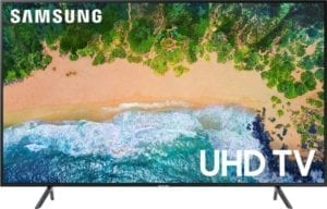 "43"" Class LED NU7100 Series 2160p Smart 4K UHD TV with HDR"