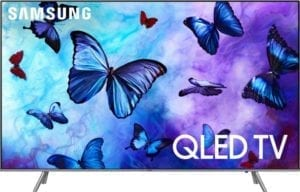 """75"""" Class LED Q6F Series 2160p Smart 4K UHD TV with HDR"""