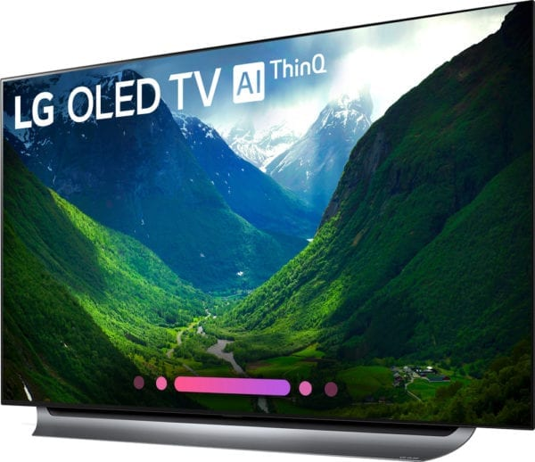 "55"" Class OLED C8PUA Series 2160p Smart 4K UHD TV with HDR"