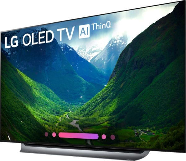 "65"" Class OLED C8PUA Series 2160p Smart 4K UHD TV with HDR"