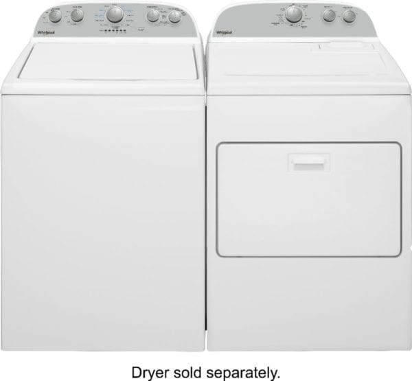 3.9 Cu. Ft. 12-Cycle Top-Loading Washer