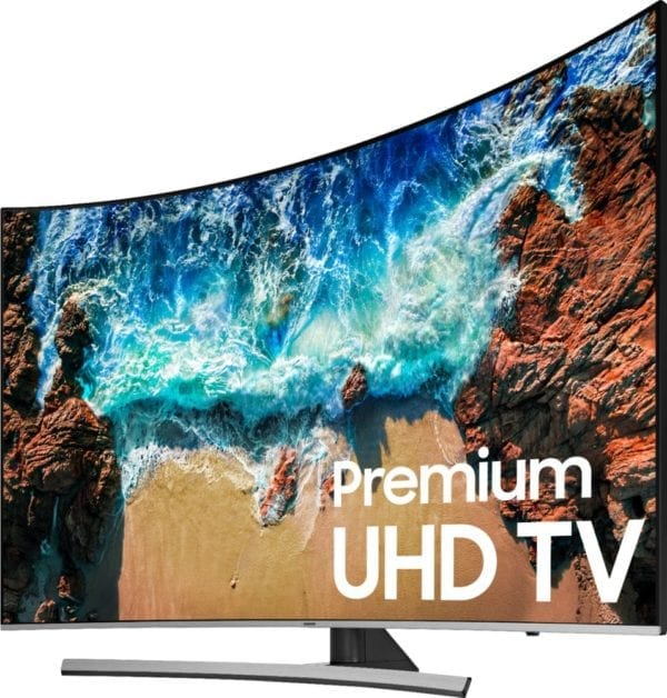 "55"" Class LED Curved NU8500 Series 2160p Smart 4K UHD TV with HDR"