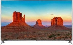 "70"" Class LED UK6570PUB Series 2160p Smart 4K UHD TV with HDR"