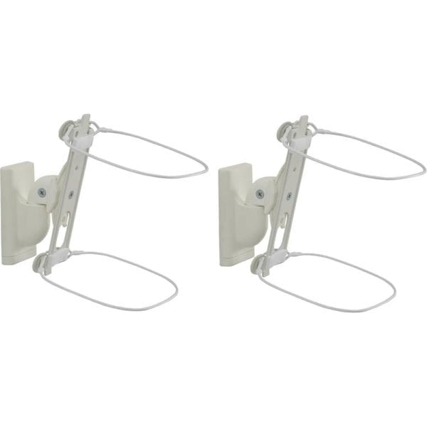 Adjustable Wall Mount for Sonos ONE, PLAY:1 and PLAY:3 Speakers (Pair)