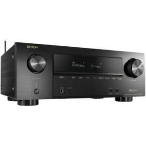 IN-Command Series 665W 7.2-Ch. With HEOS 4K Ultra HD HDR Compatible A/V Home Theater Receiver