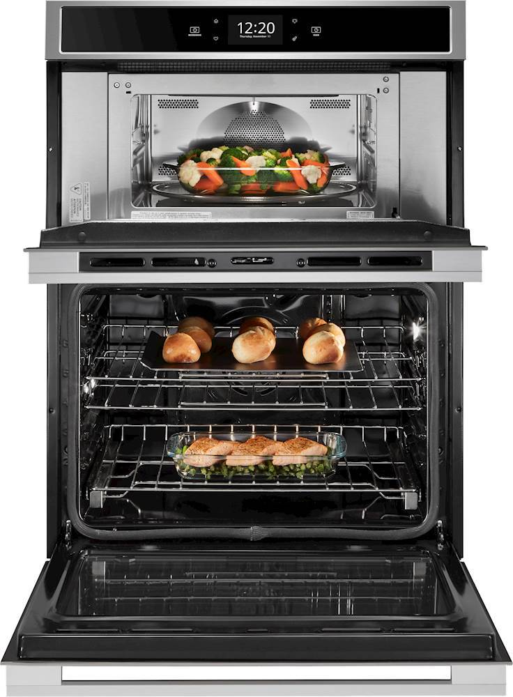 30 Quot Single Electric Convection Wall Oven With Built In