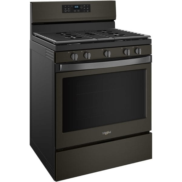 5.0 Cu. Ft. Self-Cleaning Freestanding Gas Convection Range