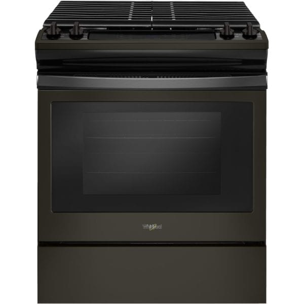 5.0 Cu. Ft. Self-Cleaning Slide-In Gas Range