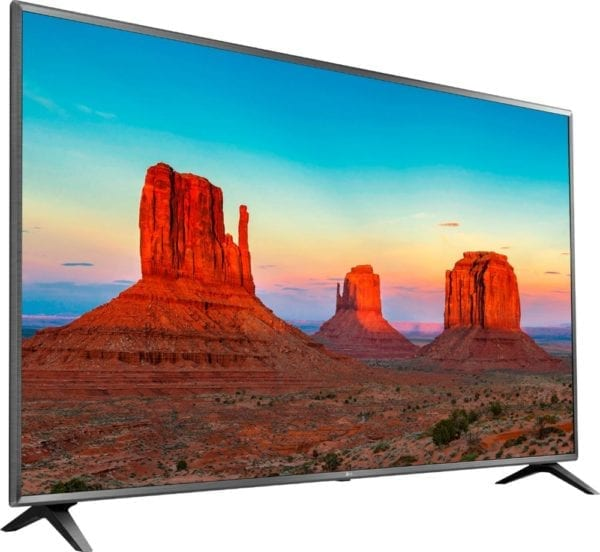 "75"" Class LED UK6570PUB Series 2160p Smart 4K UHD TV with HDR"