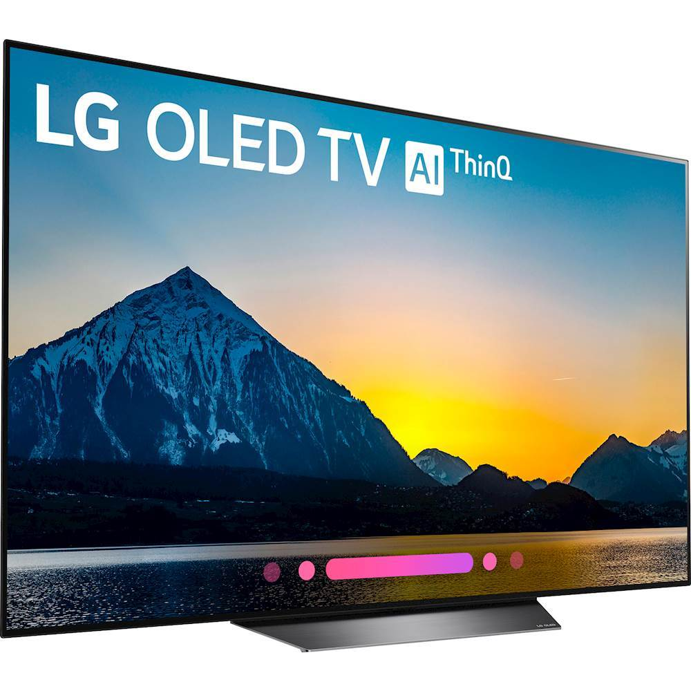 "55"" Class OLED B8PUA Series 2160p Smart 4K UHD TV with HDR"