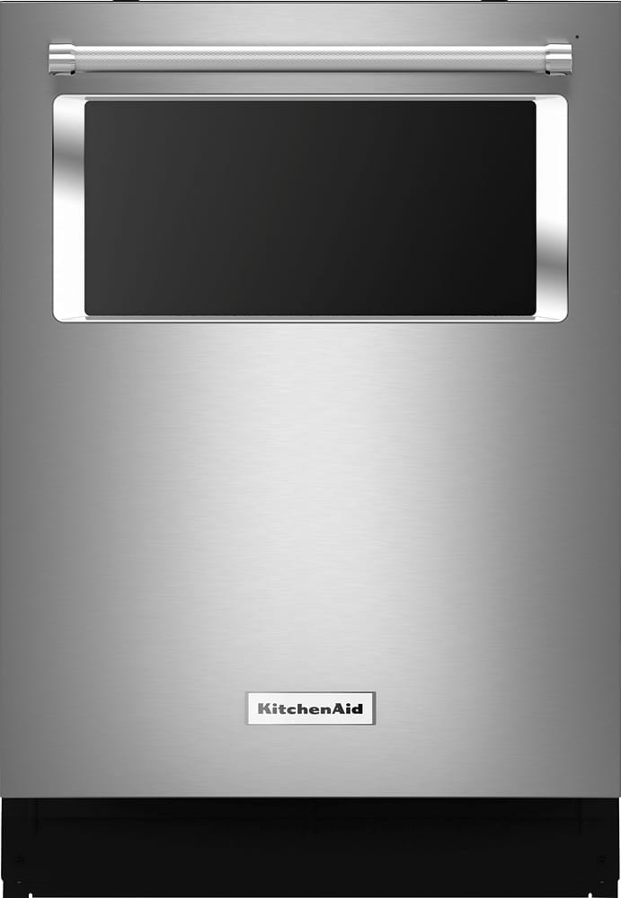 "24"" Tall Tub Built-In Dishwasher Stainless steel"