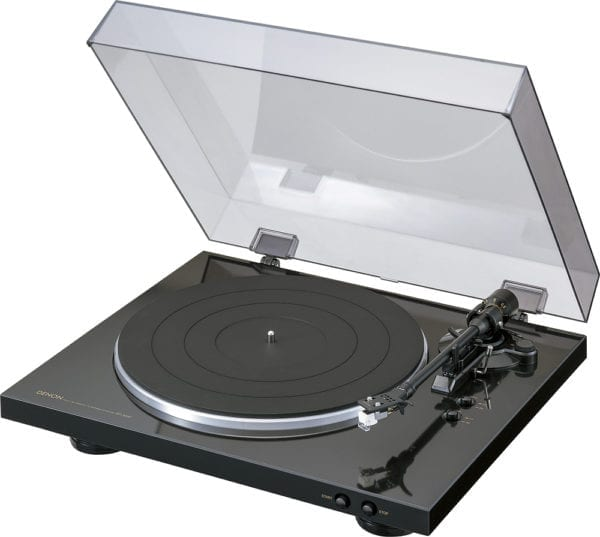 Analog Record Turntable