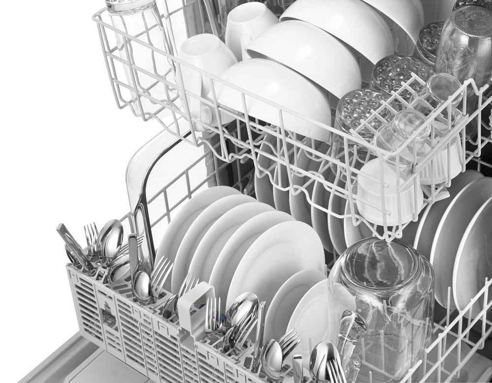 "24"" Front Control Tall Tub Built-In Dishwasher"