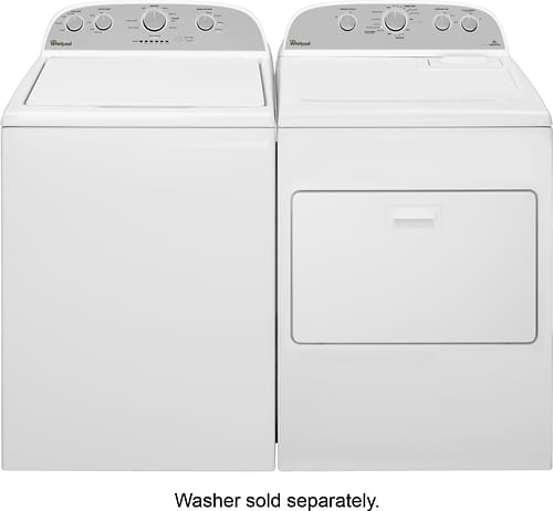 7.0 Cu. Ft. 13-Cycle Electric Dryer with Steam