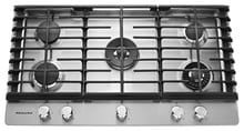 "36"" Built-In Gas Cooktop Stainless steel"